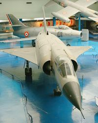 01 @ LFPB - Dassault Mirage III.V, Air & Space Museum Paris-Le Bourget (LFPB-LBG) - by Yves-Q