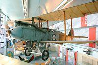 F1258 @ LFPB - De Havilland DH-9, Air & Space Museum Paris-Le Bourget (LFPB-LBG) - by Yves-Q