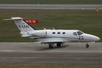 G-LEAC @ LSGG - Taxiing