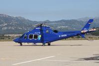 D-HHGN @ LFKC - It's Agusta A109 s/n 22303