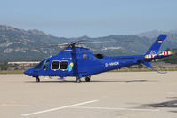 D-HHGN @ LFKC - It's Agusta A109 s/n 22303 - by micka2b