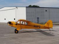 N81PG @ ISM - N81PG at Kissimmee airport Fl. - by Jack Poelstra