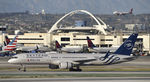N722TW @ KLAX - Taxiing to gate at LAX
