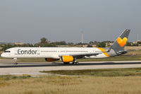D-ABOC @ LMML - B757 D-ABOC Condor - by Raymond Zammit