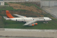 9L-LDU @ LTFJ - Koda Air Cargo B707 - by Andreas Ranner