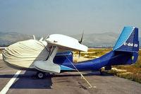 C-GGXD @ LGMR - Republic RC-3 Seabee [441] Marathon~SX 04/04/1998 - by Ray Barber