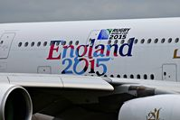 A6-EEL @ EGCC - has
