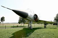 214 - Dassault Mirage IIIB (2-FR), preserved by Association des Avions Anciens at Avord - by Yves-Q
