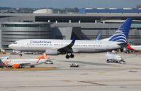 HP-1719CMP @ MIA - Copa 737-800