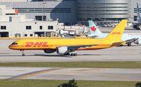 HP-1810DAE @ MIA - DHL Aero Espresso 757