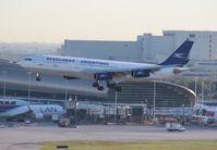 LV-ZPO @ MIA - Aerolineas Argentinas