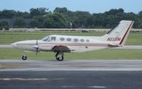 N11BN @ ORL - Cessna 414A