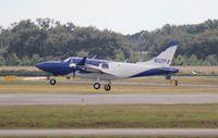 N12PX @ ORL - Piper Aerostar