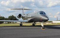 N17FJ @ ORL - Gulfstream V