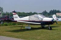 C-FBJP @ CYOO - Piper PA-28-140 Cherokee B [28-25897] Oshawa~C 25/06/2005 - by Ray Barber