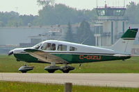 C-GIZU @ CYOO - Piper PA-28-161 Warrior II [28-7716049] Oshawa~C 25/06/2005 - by Ray Barber