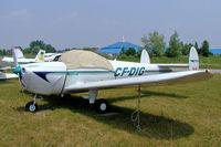 CF-DIG @ CYOO - Erco 415C Ercoupe [2864] Oshawa~C 25/06/2005 - by Ray Barber