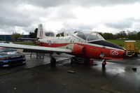 XW419 @ X3BR - At Bruntingthorpe - by Guitarist