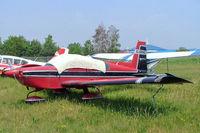 C-GPKC @ CYOO - Grumman-American AA-5B Tiger [AA5B-0400] Oshawa~C 25/06/2005 - by Ray Barber