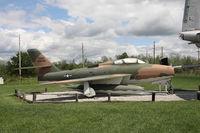 51-9456 @ KGUS - Grissom museum - by olivier Cortot