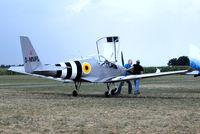 D-MVFC @ EDMT - Jihlavan Airplanes KP-2U Sova [27/99] Tannheim~D 24/08/2013
