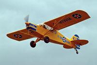D-MIWM @ EDMT - Zlin Aviation Savage [Unknown] Tannheim~D 24/08/2013 - by Ray Barber