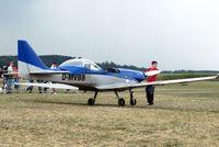 D-MVBB @ EDMT - WD Flugzeugbau Fascination D4 [032] Tannheim~D 24/08/2013 - by Ray Barber