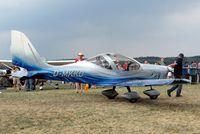 D-MKKD @ EDMT - Evektor EV-97 Eurostar [2013-4105] Tannheim~D 24/08/2013 - by Ray Barber