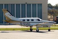 D-EGAC @ EDFM - Piper PA-46-350P Malibu Mirage [4636305] Mannheim~D 21/08/2013 - by Ray Barber
