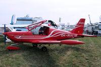 OK-RUU 18 @ EDMT - Jihlavan Airplanes Skyleader 400 [Unknown] Tannheim~D 23/08/2013