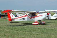 D-MJAG @ EDMT - B & F Technik Funk FK.9 Mk.1 [007] Tannheim~D 23/08/2013