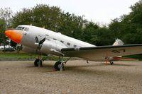 87 @ LFRH - Douglas C-47 DL, Preserved at Lann Bihoué Air Base (LFRH-LRT) Open day 2012 - by Yves-Q