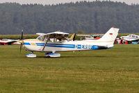 D-ERBF @ EDMT - R/Cessna F.172N Skyhawk [1904] Tannheim~D 23/08/2013 - by Ray Barber