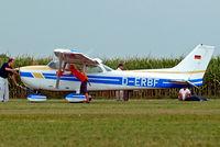 D-ERBF @ EDMT - R/Cessna F.172N Skyhawk [1904] Tannheim~D 24/08/2013 - by Ray Barber