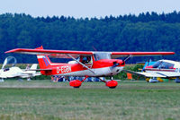 D-EGBN @ EDMT - R/Cessna FRA.150M Aerobat [0192] Tannheim~D 24/08/2013 - by Ray Barber