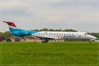 LX-LGI @ ELLX - Embraer EMB-145LU (ERJ-145LU) - by Jerzy Maciaszek