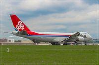 LX-VCB @ ELLX - 2010 Boeing 747-8R7F - by Jerzy Maciaszek