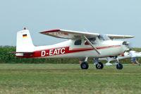 D-EATC @ EDMT - Cessna 150C [150-59805] Tannheim~D 24/08/2013