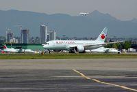 C-GHPV @ YVR - Three of a kind:DHC-8, A320 and B787.C-GHPV flt AC3 to Narita. - by metricbolt