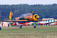 LY-FUN @ EDMT - Yakovlev Yak-52 [867211] Tannheim~D 24/08/2013