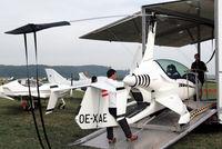 OE-XAE @ EDMT - FD Composites Arrow Copter AC-20 [025] Tannheim~D 23/08/2013