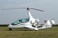 OE-XAE @ EDMT - FD Composites Arrow Copter AC-20 [025] Tannheim~D 24/08/2013