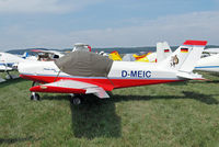 D-MEIC @ EDMT - Alpi Aviation Pioneer 300 [Unknown] Tannheim~D 23/08/2013 - by Ray Barber