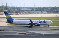 D-ABUC @ EDDF - Boeing 767-300ER - by Mark Pasqualino