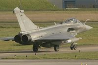 13 @ LFRJ - Dassault Rafale M, Taxiing after landing rwy 26, Landivisiau Naval Air Base (LFRJ) - by Yves-Q