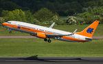D-ATUF @ EDDR - departure to Palma via RW27