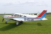 D-ELUH @ X3CX - Parked at Northrepps. - by Graham Reeve