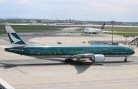 B-KPB @ EDDF - Boeing 777-300ER - by Mark Pasqualino