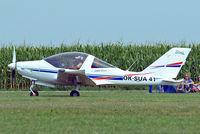 OK-SUA 41 @ EDMT - TL Ultralight TL-2000 Sting Carbon RG [07ST237] Tannheim~D 23/08/2013