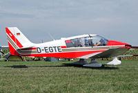 D-EGTE @ EDMT - Robin DR.400/180 Regent [1953] Tannheim~D 23/08/2013